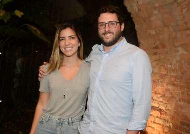 Flávia e Marcelo Amoedo em fotos de Valterio