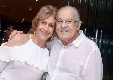 Antonia Maria e Dr. George Pieracciane em fotos de Valterio Pacheco