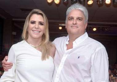 Cláudia Garcia e Ranulfo Bocaiúva em fotos de Valterio Pacheco