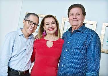 Paulo de Tarso, Norma e Paulo Correia