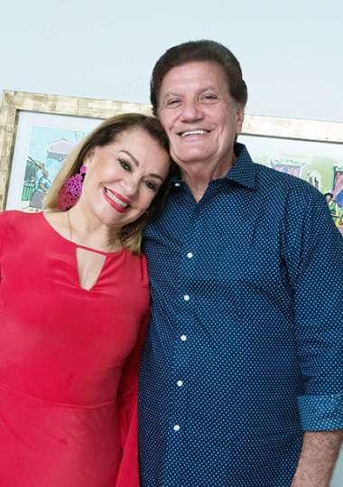 Norma Correia e Alberto Correia