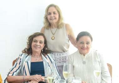 Iêda Pedreira de Cerqueira, Ester Leal e Detinha Quentro