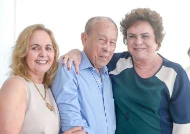 Ester e Jaime Coelho e Cátia Quastller Martinez em fotos de Valterio