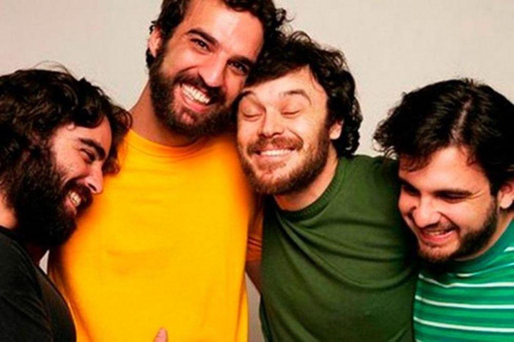 Los Hermanos abre turnê de retorno na Arena Fonte Nova