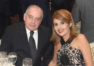 Maria do Rosário e ACM Junior em fotos de valterio