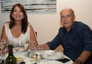 Monica Pitanga e Heitor Reis em dia de namorados em fotos de Valterio
