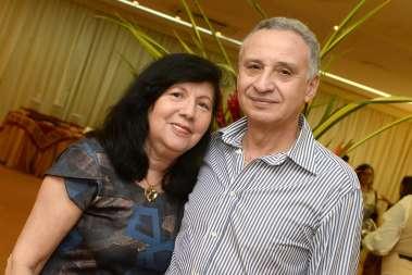 Edna e hoteleiro Cicero Sena no dia dos namorados