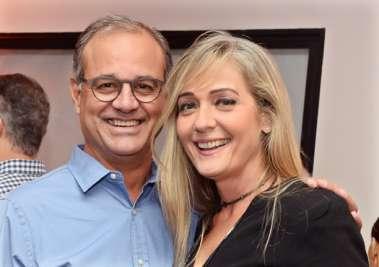 Mário Mendonça e Maria Alice em dia de namorados em fotos de Valterio