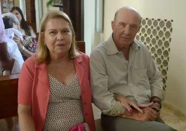 Tânia Silva e Norbert Kukawka em fotos de Valterio