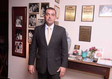 Sommelier do Alfred Di Roma