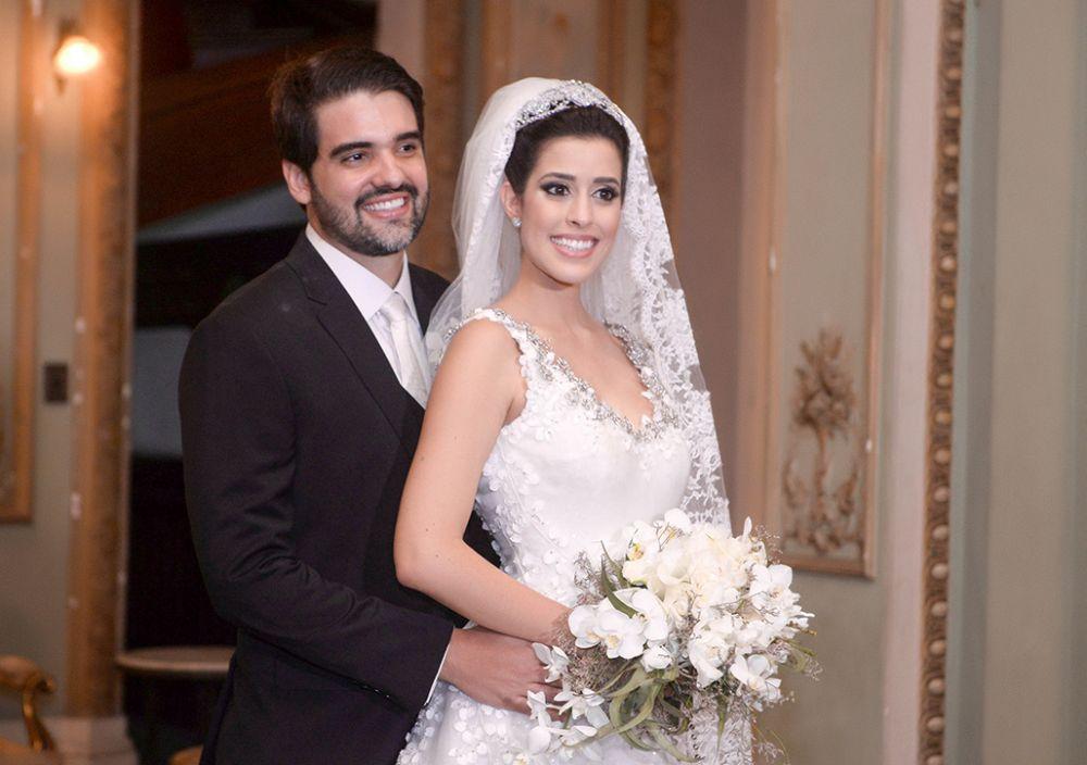Casamento de Luma Pitanga e Filipe Pinto no Igreja Conceição da Praia com recepção no Palácio da Aclamação