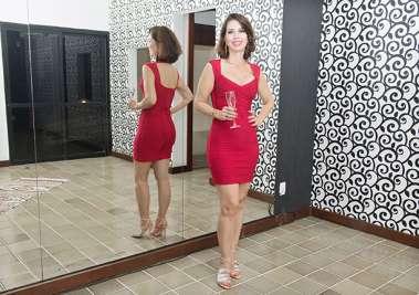 Silvana Barroso em fotos de Valterio