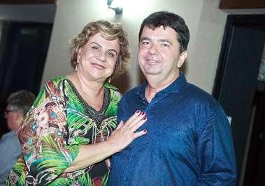 Paulo Vianna com a mãe Cátia Quastler