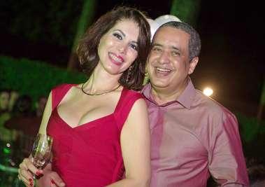 Silvana e Marcos Barroso em fotos de Valterio Pacheco