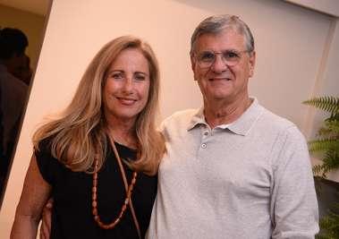 Sinisia e Armando Correa Ribeiro em fotos de Valterio
