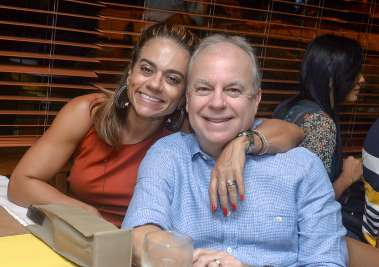 Roberta e Paulo Coelho nos 20 anos do Soho em fotos de Valterio Pacheco