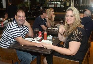 Claudia e Sérgio Vilalva