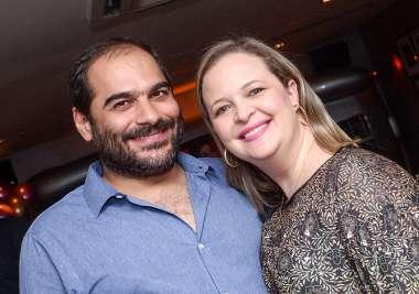 Isabel e Leno Belmontti em fotos de Valterio