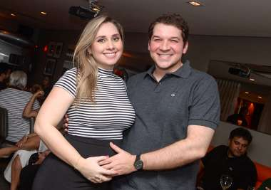 Maria Paula Carvalho e Eduardo Belmontti em fotos de Valterio Pacheco