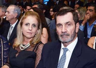 Lúcia e Antonio Carlos da Costa Andrade da Construtora Costa Andrade