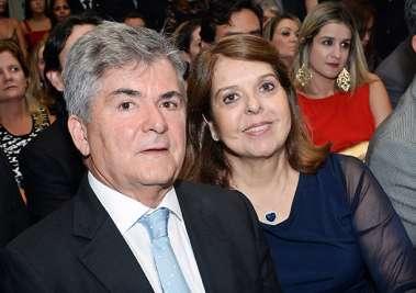 Eugenio Mendes e Monica Gordilho em fotos de Valterio
