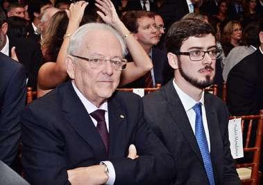 Eduardo Valente e Rafael Valente da Civil Construtora em fotos de Valterio