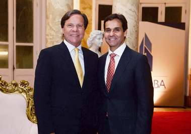 Gustavo Brito e Claudio Cunha da Amoedo & Brasil Broker em fotos de Valterio