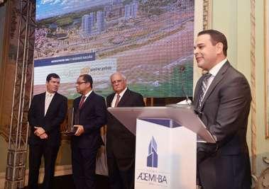 Luiz Pimentel da Queiroz Galvão em momento da falação