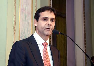 Claudio Cunha presidente da ADEMI-BA em footos de Valterio