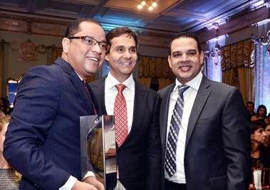 Pedro Ivo da Queiroz Galvão, Claudio Cunha e Luiz Pimentel da Queiroz Galvão empresa premiada