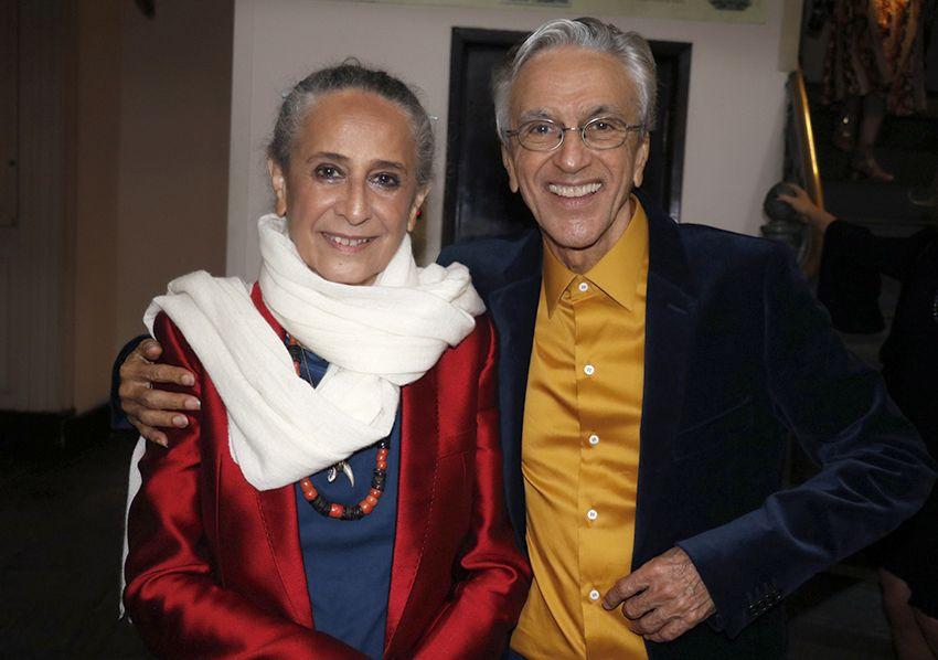 O 29 Prêmio da Musica Brasileira  homenageou o cantor e compositor Luiz Melodia. Veja os artistas premiados