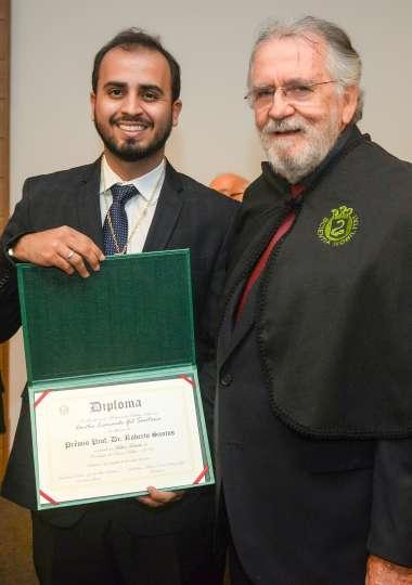 Dr. Leonardo Gil Santana e Dr. José Antonio em fotos de Valterio