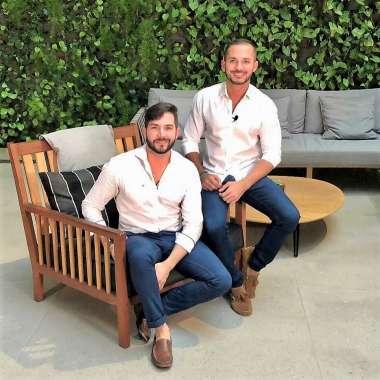 RR - Os arquitetos Marcelo Rocha e Rodrigo Rodrigues (1)