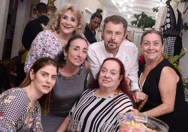 Mica Baratz, Ethel Baratz, SucaBaratz, Auta Baratz, Reveca Pikelaizer, Márcia Pikelaizer Câmara