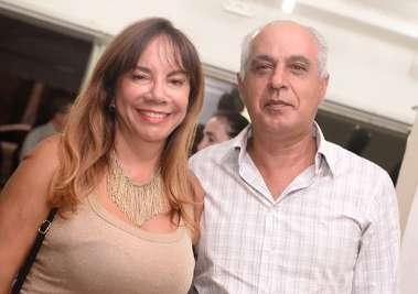 Tânia e Ricardo Paiva