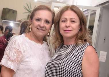 Marly Argolo e Helena Degasperi