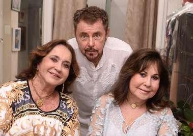 Maita Figueredo, Juca Lisboa e Suca Baratz