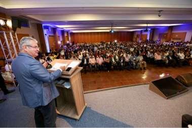 Em encontro de prefeitos, Angelo Coronel destaca iminente vitória da UPB