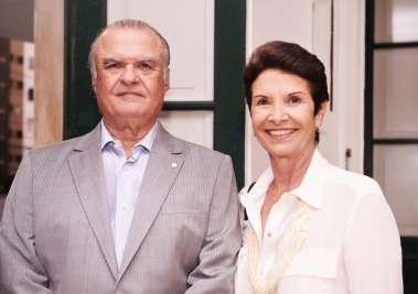 Maria Elisa e Luiz Studant Queiroz em fotos de Valterio