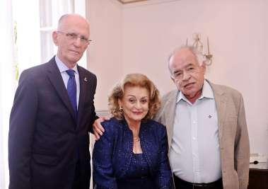 Astor de Castro Pessoa, Leda Jesuino dos Santos e José Nilton Carvalho Pereira e fotos de Valteiro