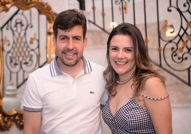 Mila e Sílvio Pinheiro em fotos de Valterio Pacheco
