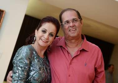 Moema e Paulo César Riabeiro