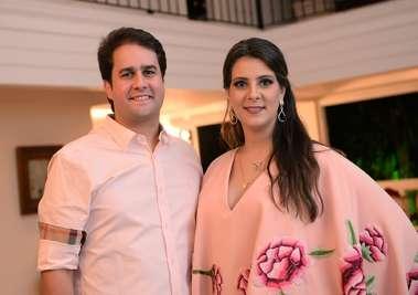 Renata e Diego Ribeiro em fotos de Valterio