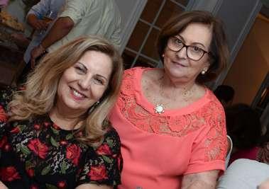 Rita Magalhães e Tânia Pinheiro em fotos de Valterio