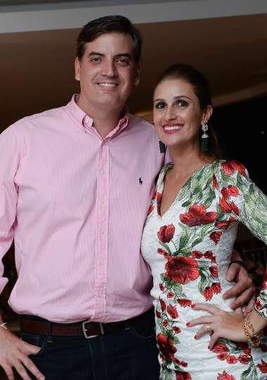 Ticiano Ferreira e Aline Ribeiro Ferreira