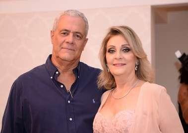 Rosângela e Joaquim Barreto de Araújo em fotos de Valterio Pacheco