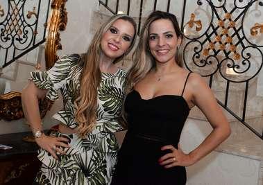 Mariana Braga e Mariana Kummer em fotos de Valterio Pacheco
