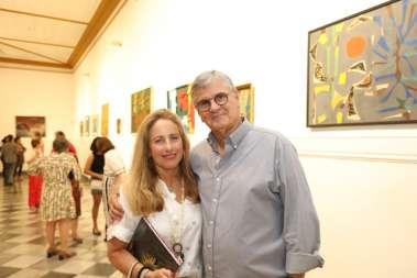 Armando Correa Ribeiro e Sinisia Coni