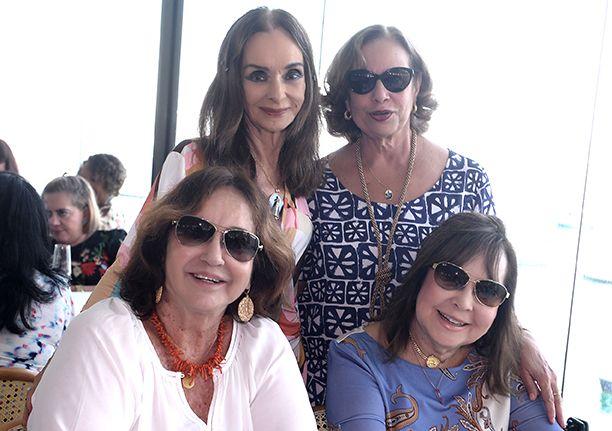 Verinha Luedy realiza almoço no Yacht Clube da Bahia, em benefício à Casa da Providência