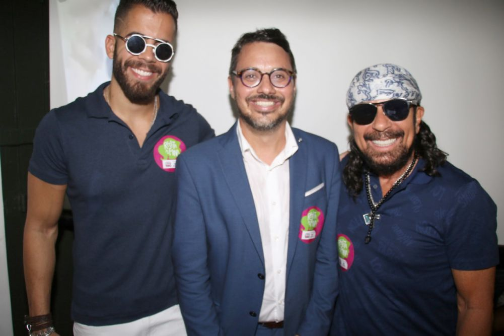 Fausto Franco presidente da Bahiatursa lançou o Carnaval da Bahia 2019. Ver mais...